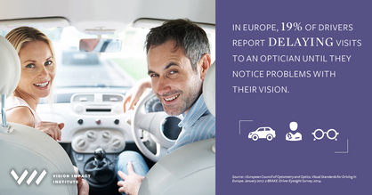 Delaying the Eye Doctor Affects Road Safety in Europe