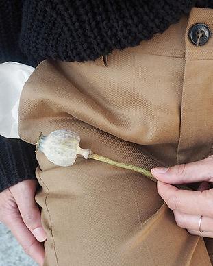 Stofftaschentücher aus Biobaumwolle - made in Germany - treu fashion