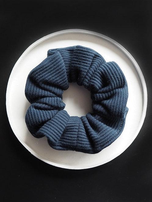 Scrunchie aus Interlock von börd shört | navy