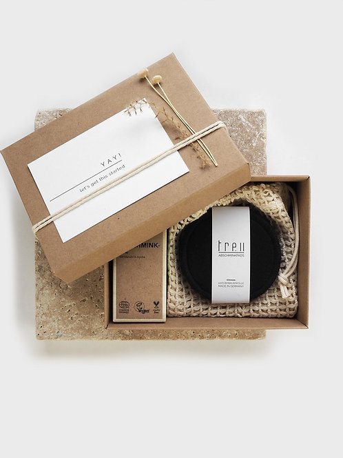 Geschenkverpackung für Abschminkset