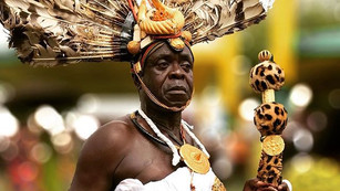 Ghana: The King and I