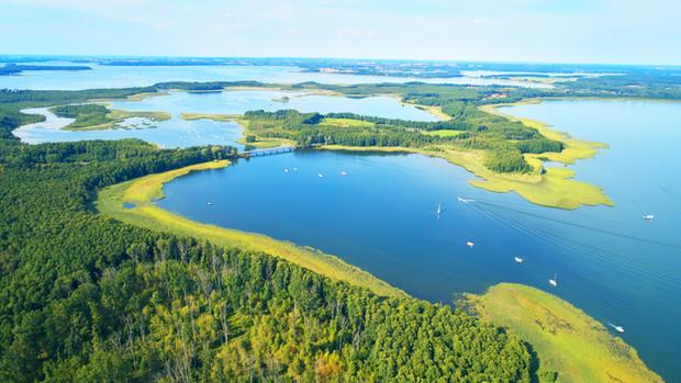 Poland's Great Lakes