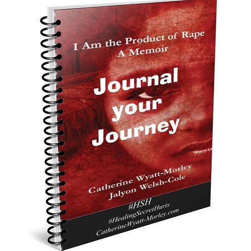I Am the Product of Rape Journal