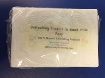 Refreshing Freesia Soap