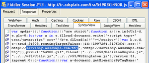 Ad2Store Screenshot 11 of what happens when a website malvertising redirects you to the AppStore