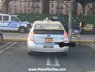 NYC DOT Parking Fail