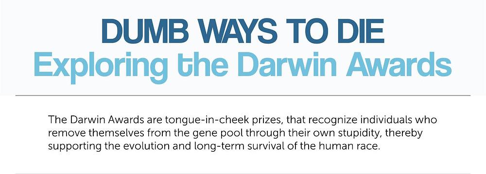 Dumb Ways to Die Exploring the darwin awards