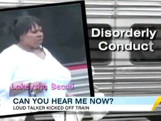 Woman Charged, Kicked Off Amtrak Train for Yapping for 16 Hours in 'Quiet Car'