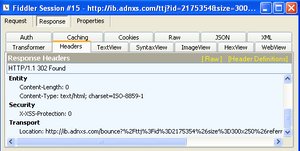 Ad2Store Screenshot 13 of what happens when a website malvertising redirects you to the AppStore