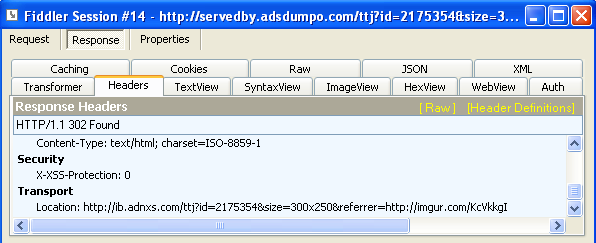 Ad2Store Screenshot 12 of what happens when a website malvertising redirects you to the AppStore