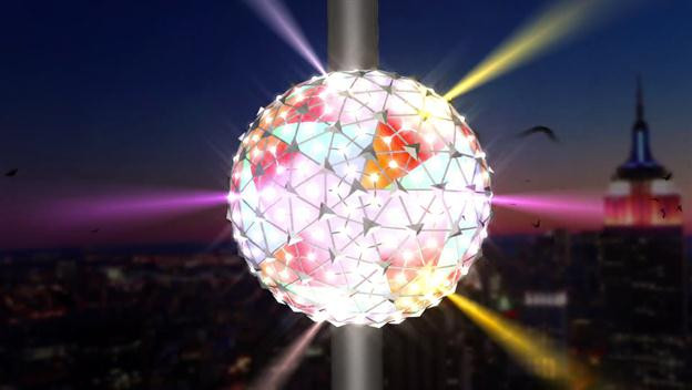 History Channel BYDK New Years Eve Ball Drop