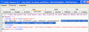 Ad2Store Screenshot 15 of what happens when a website malvertising redirects you to the AppStore
