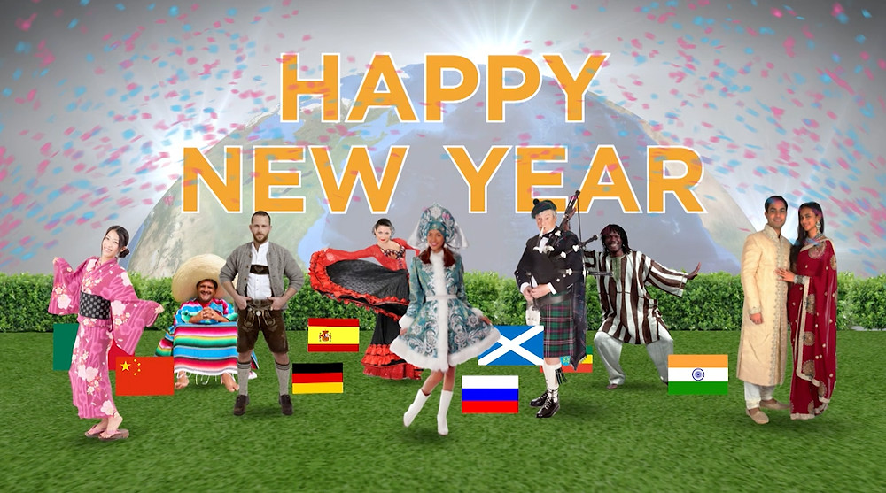 Bet You Didn't Know Ndew Years Eve celebration by many different countries