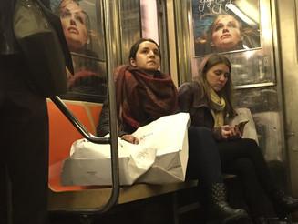 2 Girls Hog 4 Seats