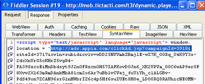 Ad2Store Screenshot 17 of what happens when a website malvertising redirects you to the AppStore