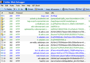 Screenshot 2 of what happens when a website malvertising redirects you to the AppStore