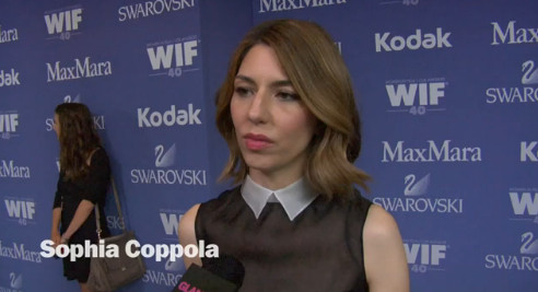 Sofia Coppola on celebrity obsession