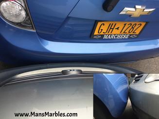 Bumper to Bumper Cars Parking Fail