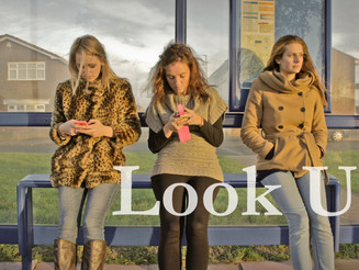 Smartphones and Dumb People: 'Look Up' - A Spoken Word Film for an Online Generation.