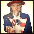 Uncle Sam begging for money, Politics Etiquette Poll Category