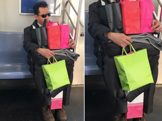 Here's Looking at You: Takeaways From Commuter Etiquette Week