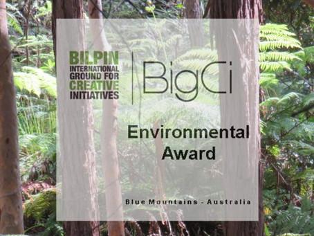 2019 Bigci Environmental Award
