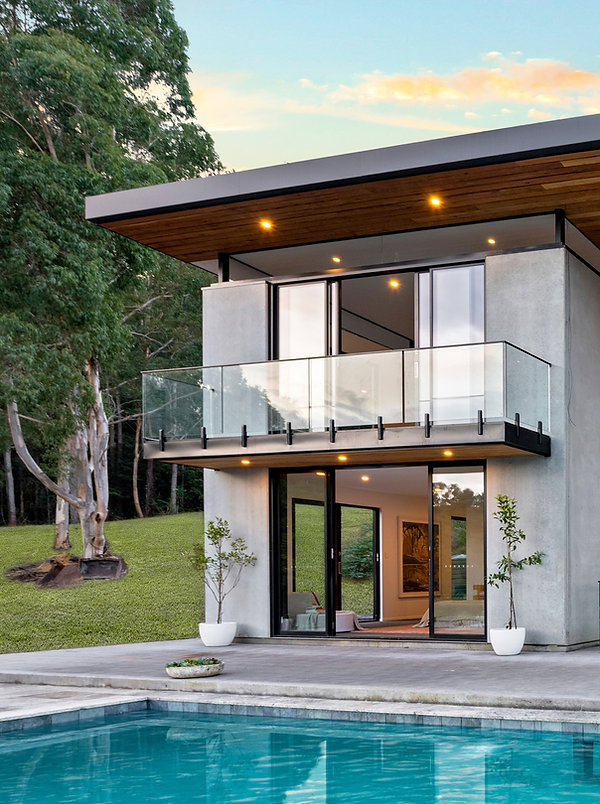 ssd studio_elemental house_View from Pool_Shannon Dand Photography.jpg