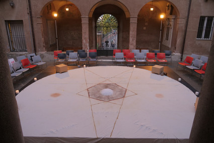 Nuestro círculo heptagrama-Our circle-heptagram