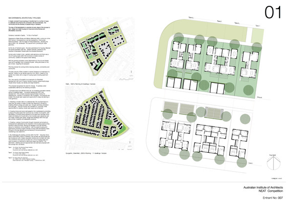 Canberra New Experimental Architectural Typologies ( NEAT ) Competition
