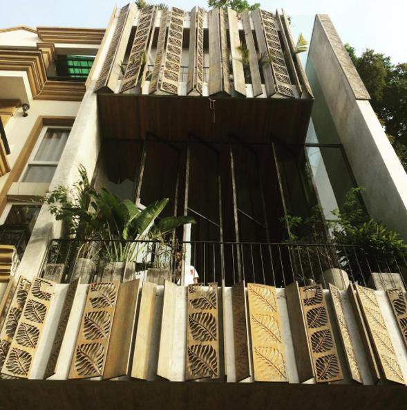 Byera Hadley - Thong House , Ho Chi Minh City