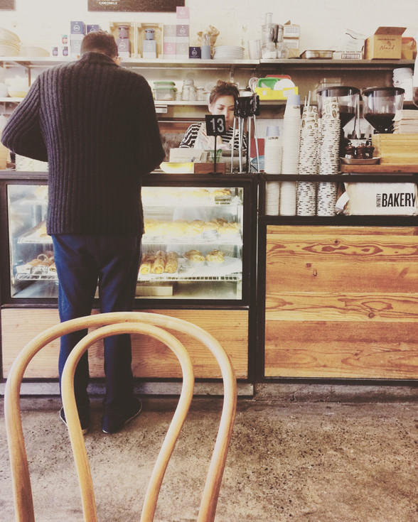 Cafe musings - Authentic Design