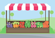 free-vegetables-market-vector.png