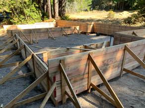 Building in Sea Ranch, Part 1