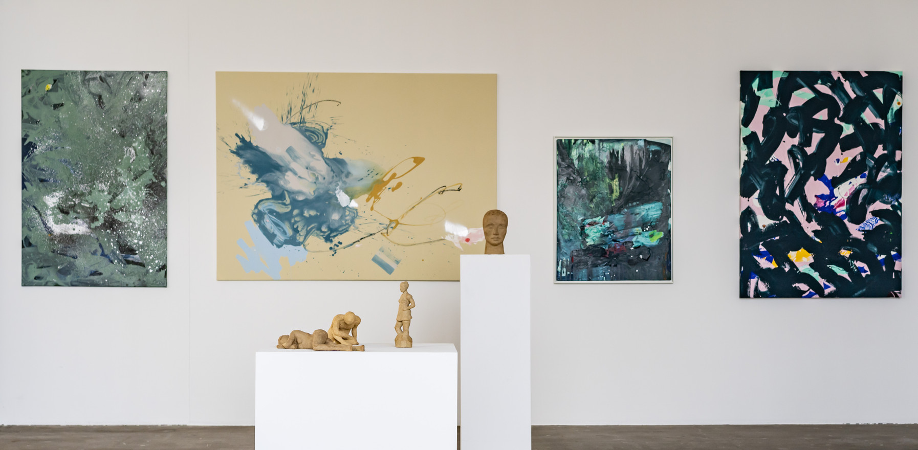 Udstillingsview ArtWeekend