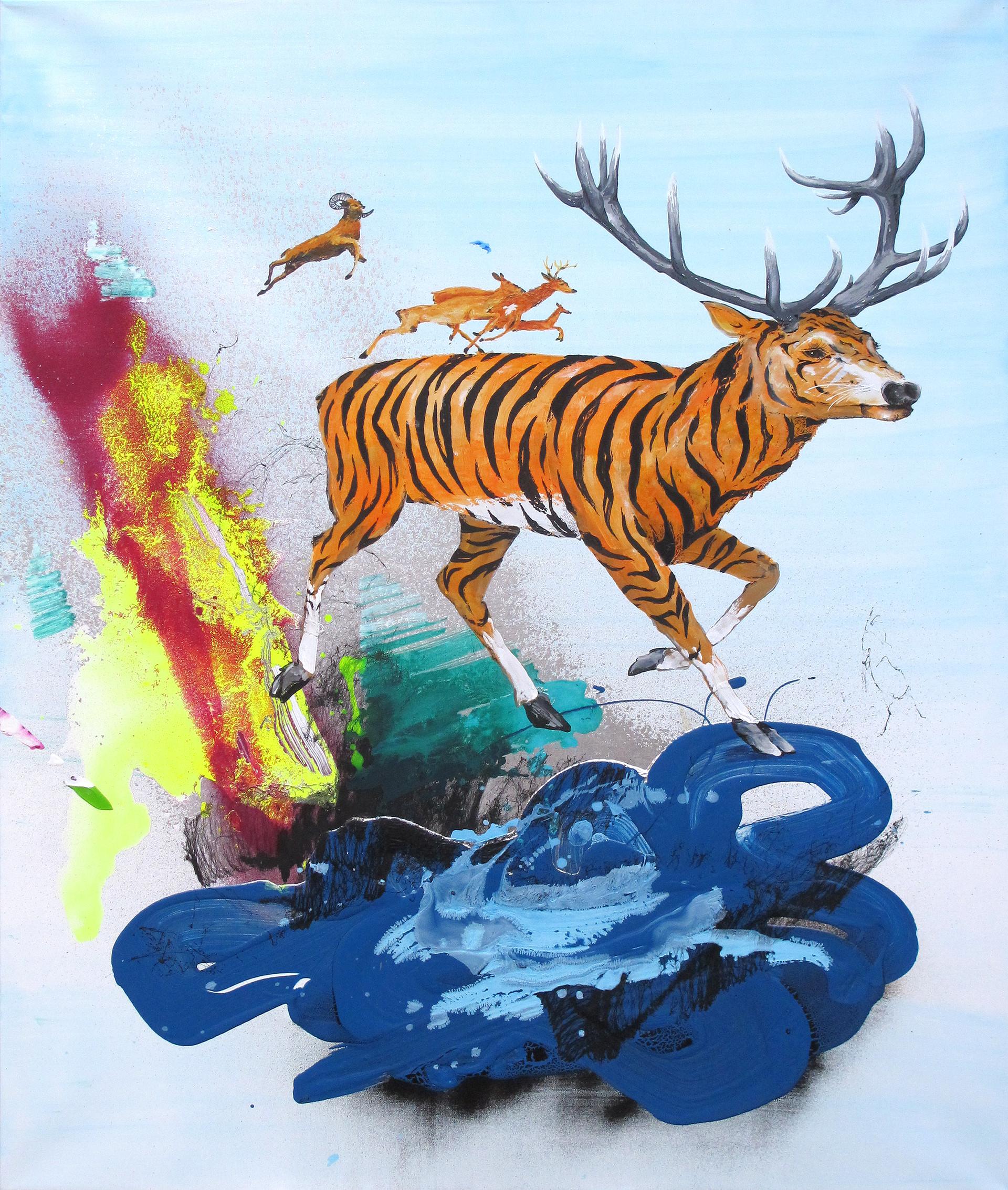 Tigerdeer