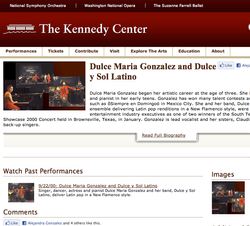 The Kennedy Center | Sept 2000