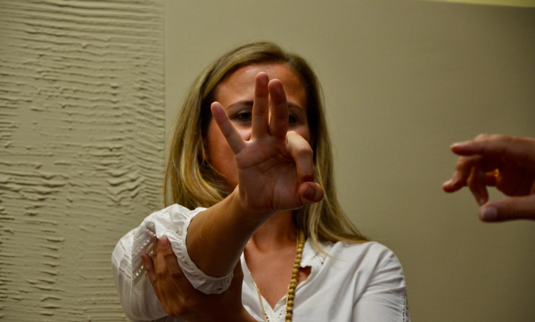 Eliana Richichi - insegnante di Yoga