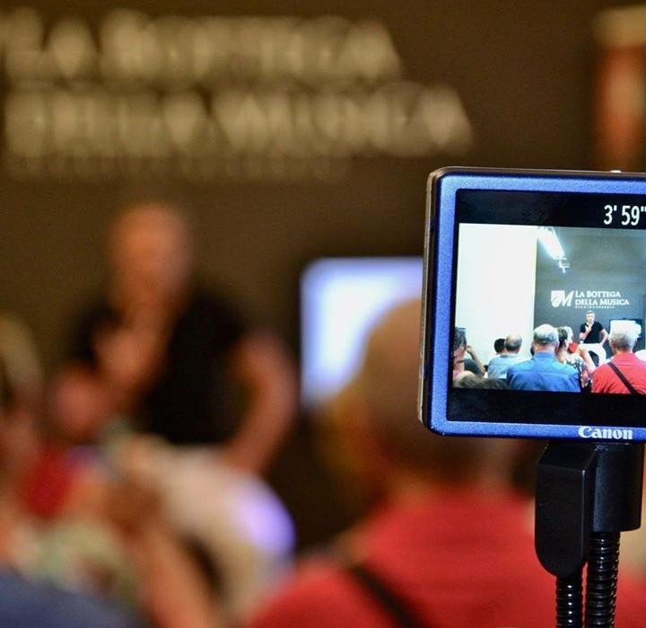Momenti di live seminar