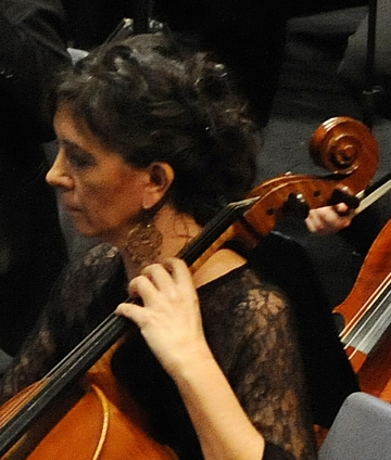 Catherine GEMIVAL - violoncelle