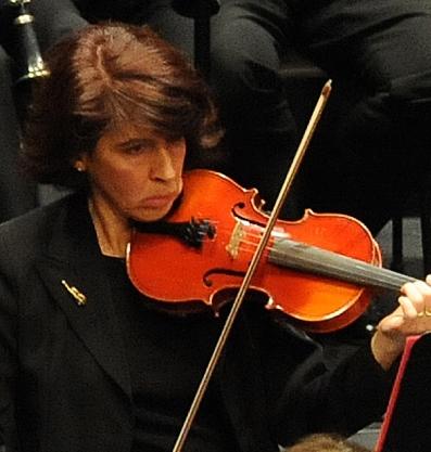 Laurence PANOSSIAN - violon