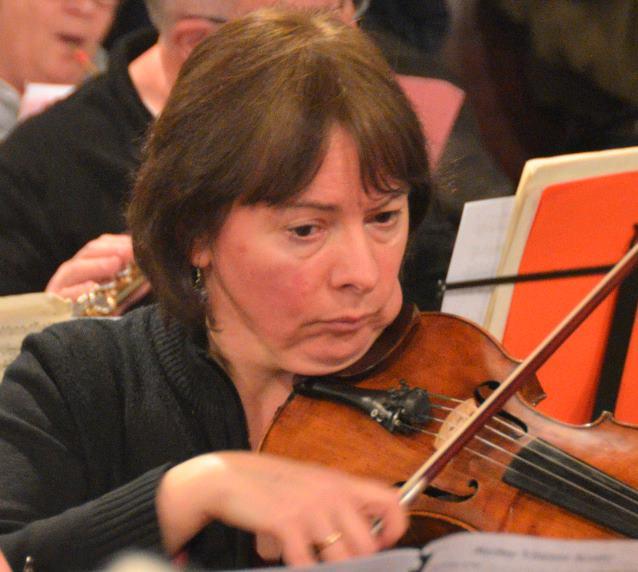 Malgorzata BLOCAILLE - violon