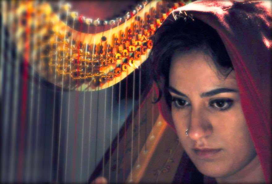 Birardi Gloria - harpe