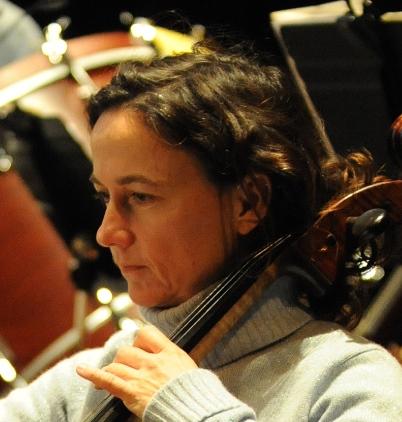 Segolene CHIGNARD - violoncelle