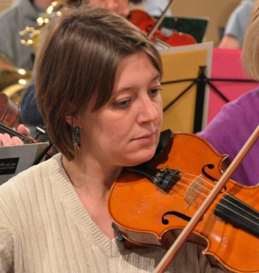 Iris HERRMANN - violon
