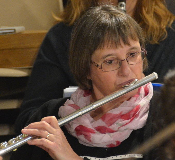 GERAL Sylvie - flûte