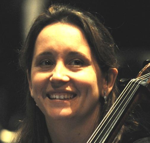Mélanie ARICI - violoncelle