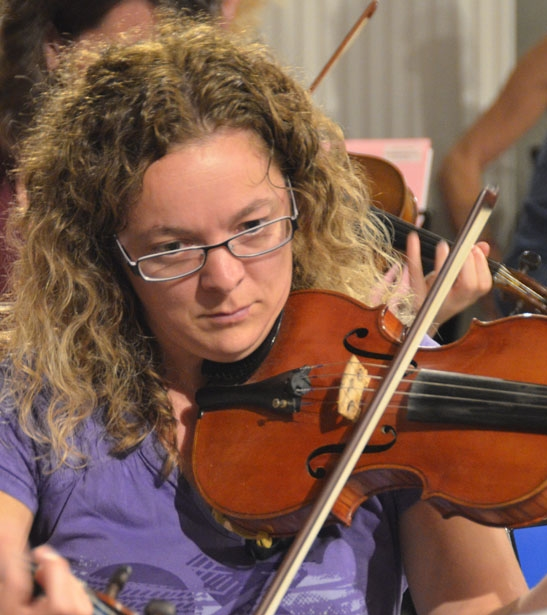 PIN Violaine - violon