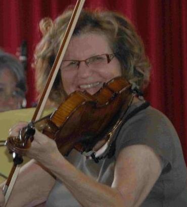 Sabine FASSY - violon
