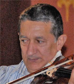 Joachim ARBAT - violon