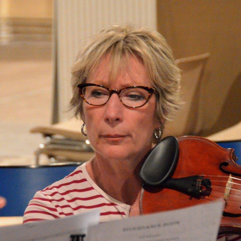 Chantal ROUSSENQ - violon